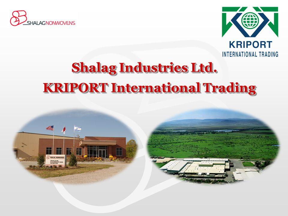 Shalag Industries Ltd. KRIPORT International Trading