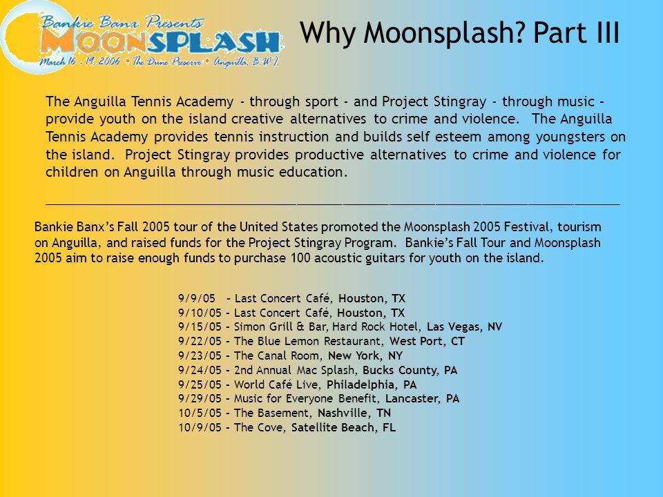 Why Moonsplash.