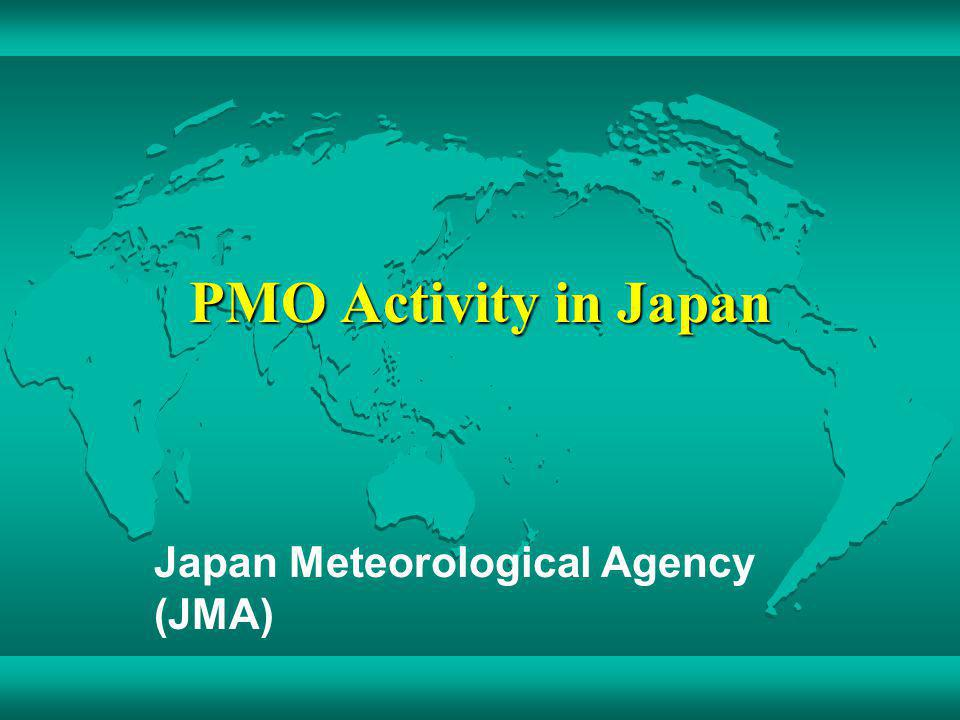 Japanese PMOs Yokohama, Nagoya, Kobe; The top 3 ports visited by the most oceangoing ships in Japan.