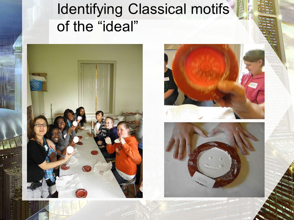 Identifying Classical motifs of the ideal