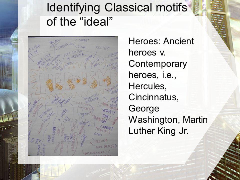 Heroes: Ancient heroes v.