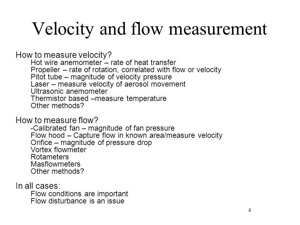 Schlieren flow visualization 15
