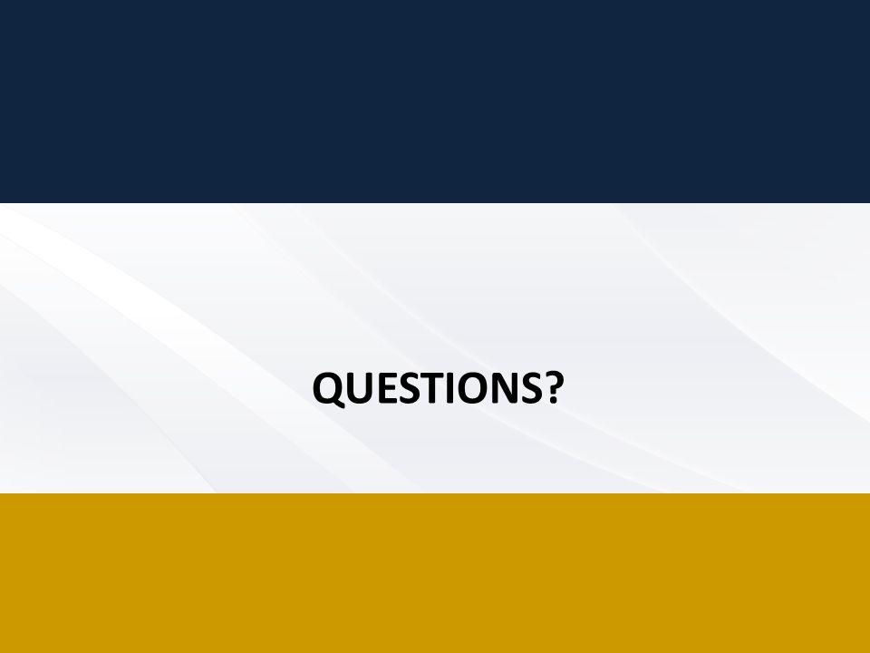 QUESTIONS? 19
