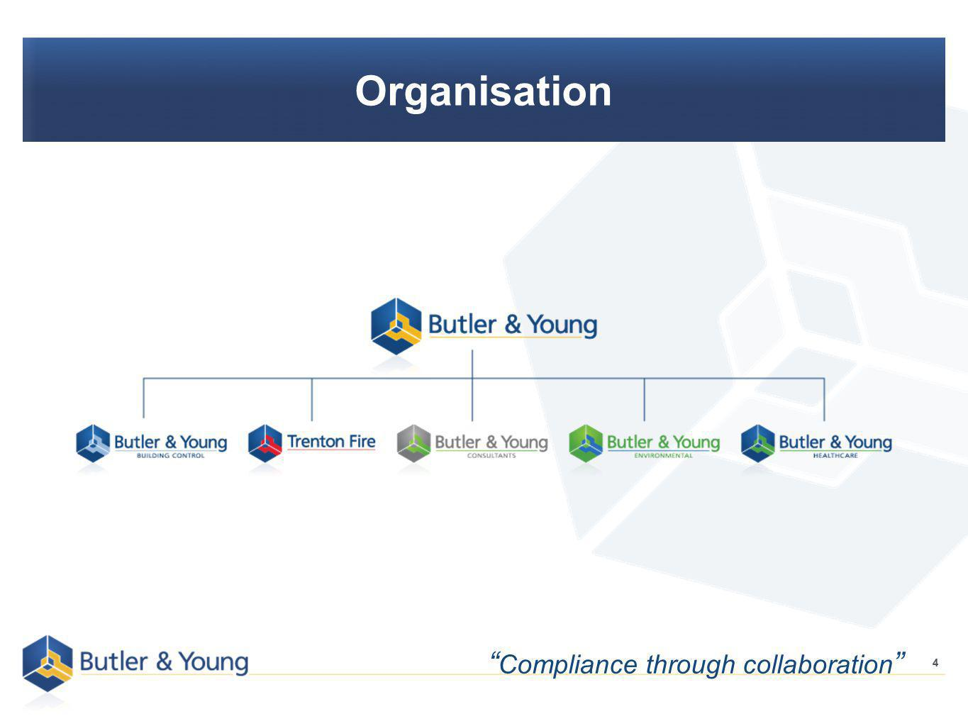 4 Organisation 4 Compliance through collaboration