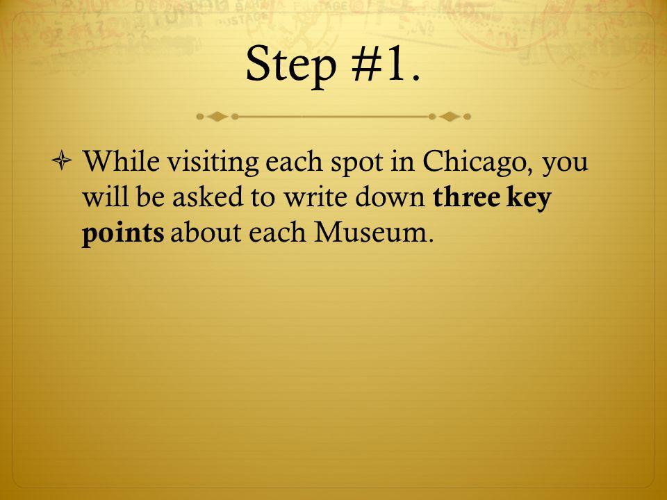 Step #2.