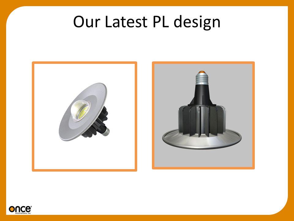 Our Latest PL design