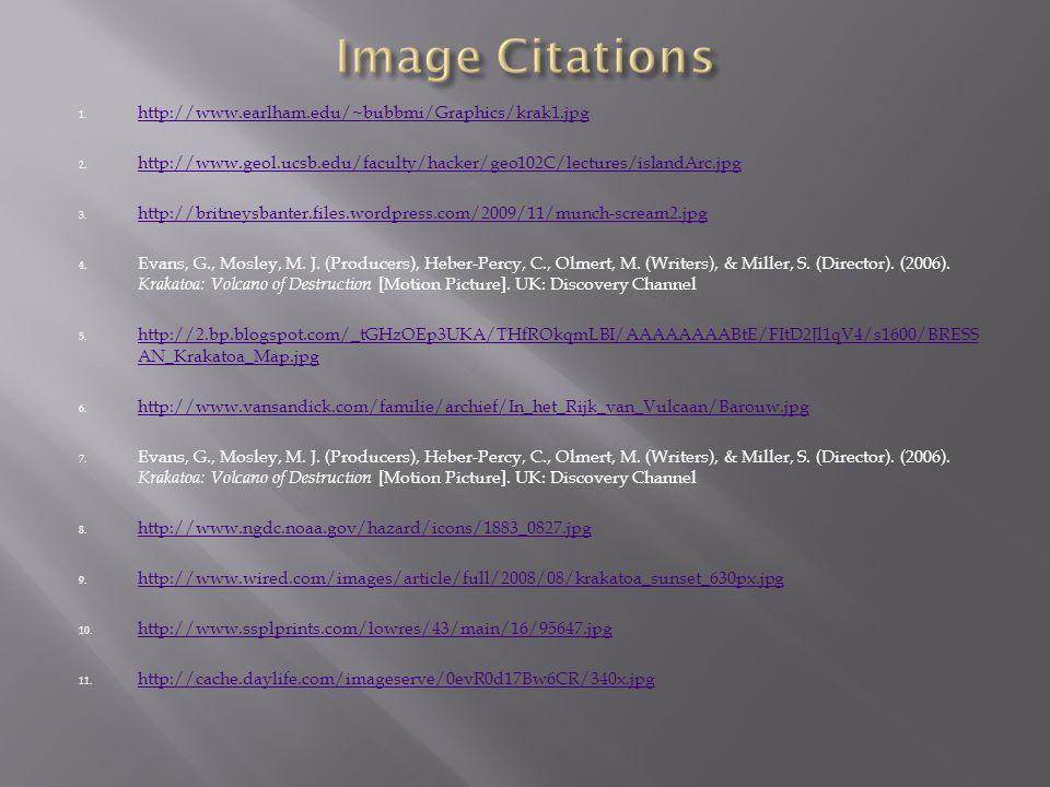 1. http://www.earlham.edu/~bubbmi/Graphics/krak1.jpg http://www.earlham.edu/~bubbmi/Graphics/krak1.jpg 2. http://www.geol.ucsb.edu/faculty/hacker/geo1