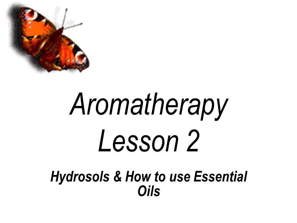 How are Essential Oils Made.