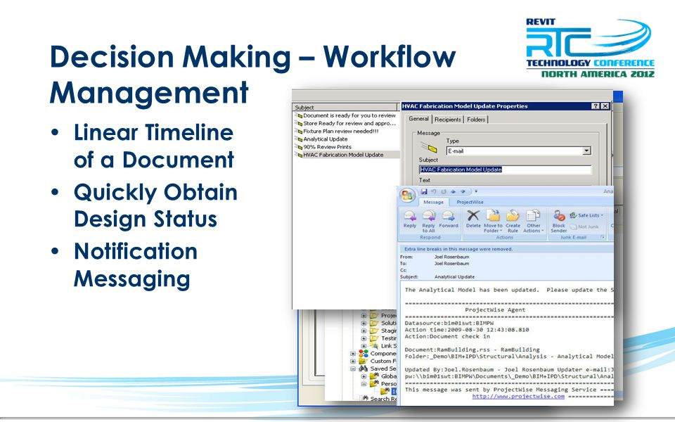 Linear Timeline of a Document Quickly Obtain Design Status Notification Messaging Decision Making – Workflow Management
