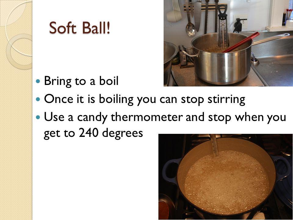 Soft Ball.