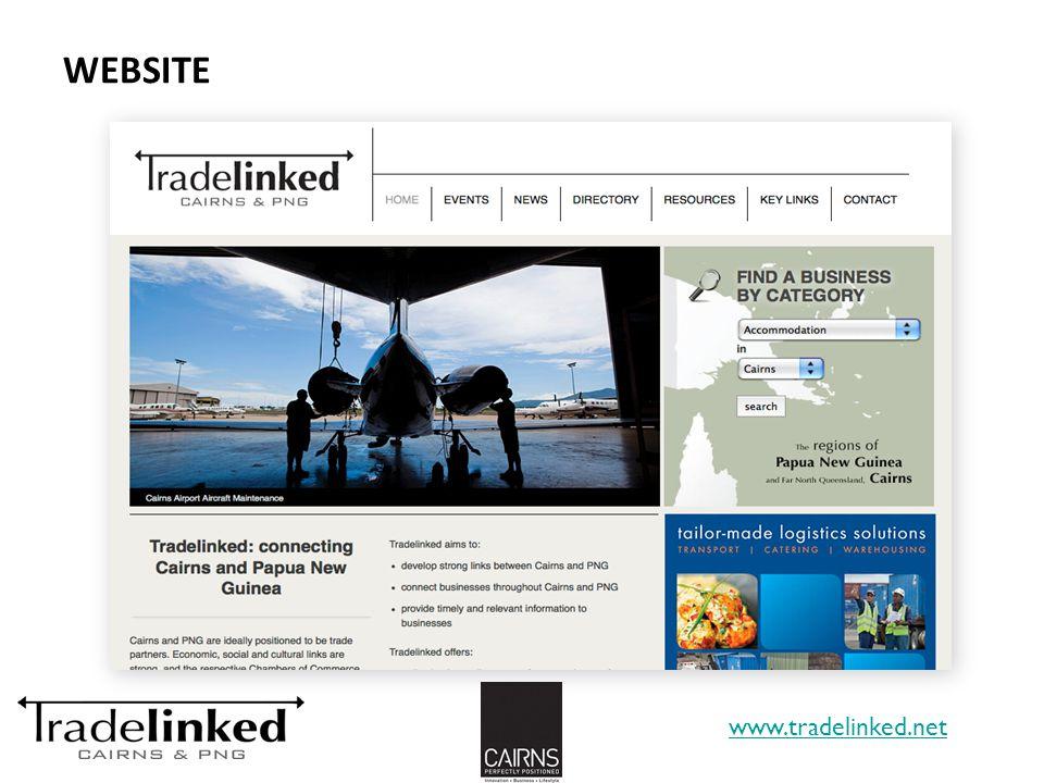 www.tradelinked.net WEBSITE 18