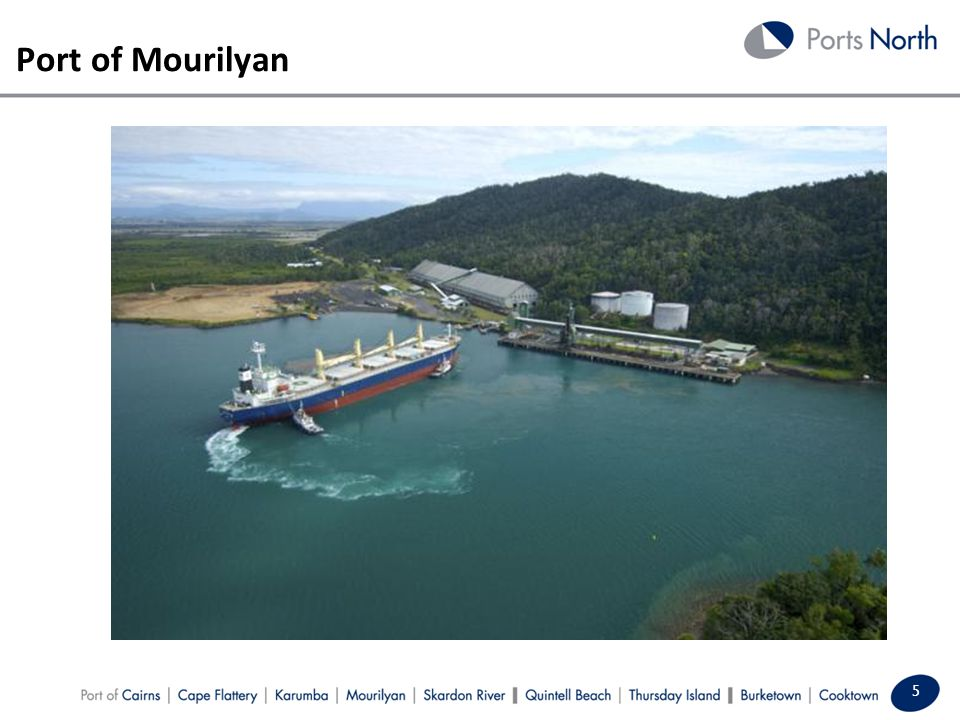 Port of Mourilyan 5