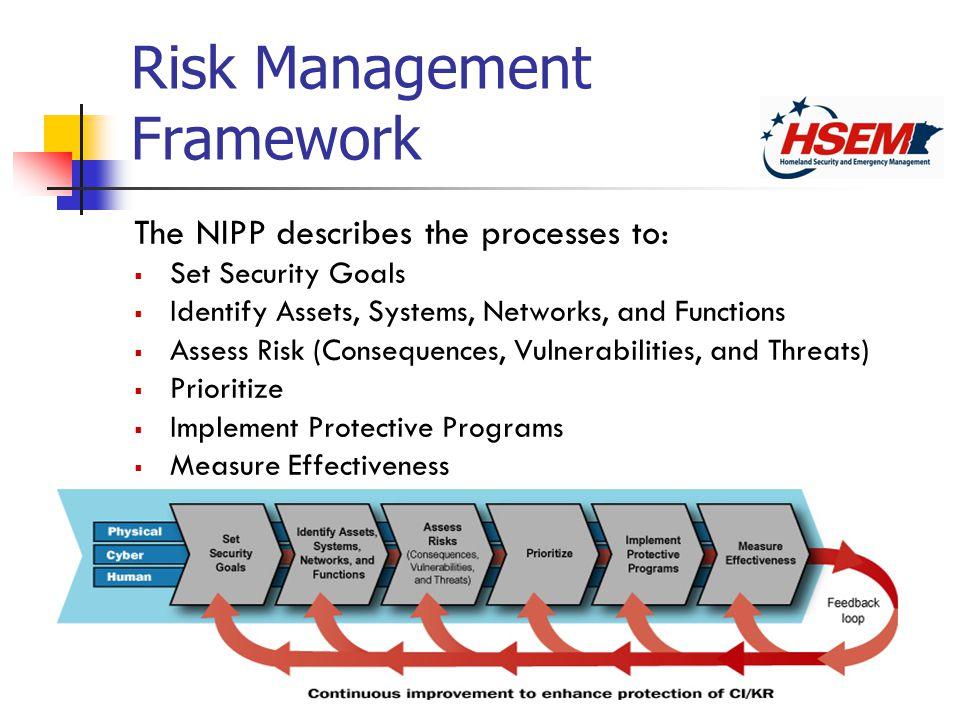THIRA Concept Development DHS - HSEM THIRA Concept Development 5