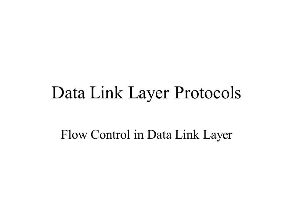 A Sliding Window Protocol Using Selective Repeat (2)