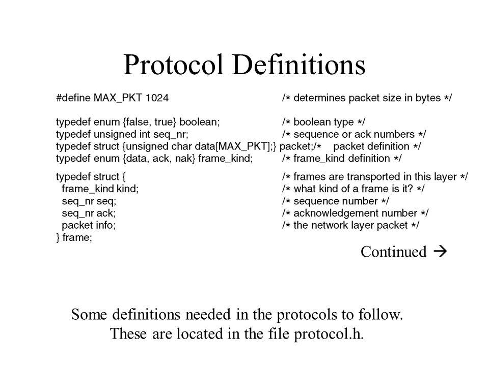 A Sliding Window Protocol Using Selective Repeat (4)