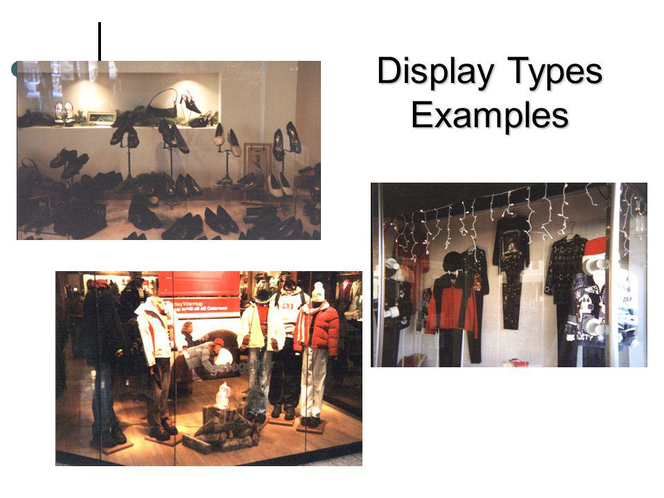 Display Types Examples