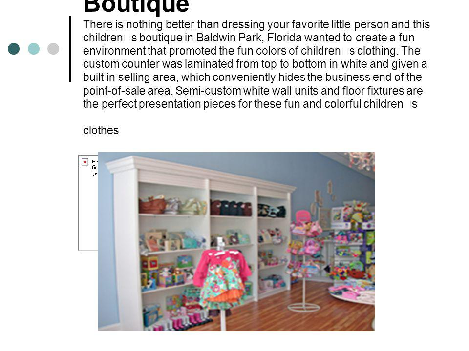 Lulu Belle's Children's Boutique There is nothing better than dressing your favorite little person and this children's boutique in Baldwin Park, Flori