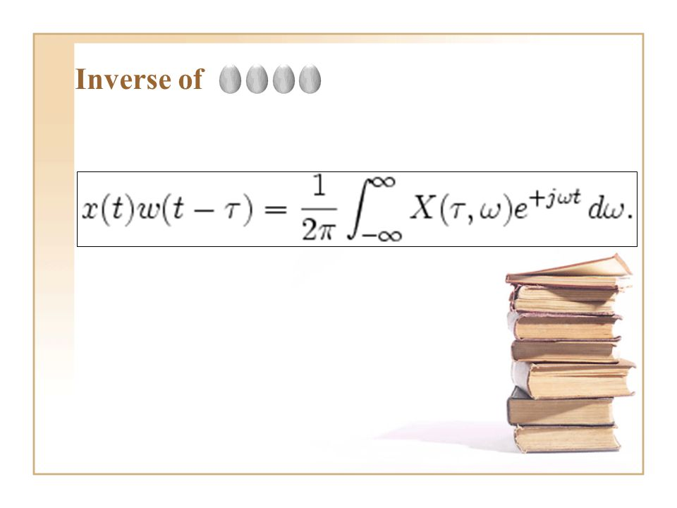 Inverse of