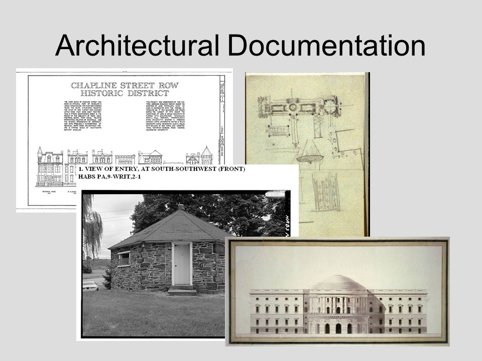 Architectural Documentation