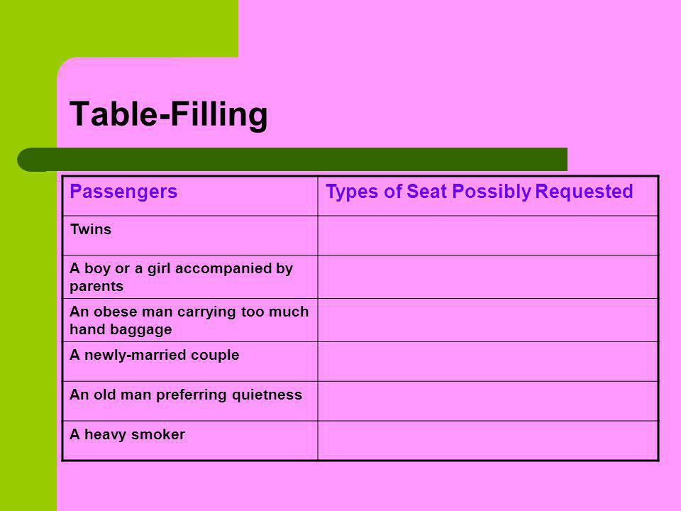 Poll: Window or aisle seat.