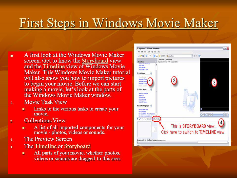 What is Windows Movie Maker? What is Windows Movie Maker? Windows Movie Maker is a fun and easy to use video editing program that allows you to make h