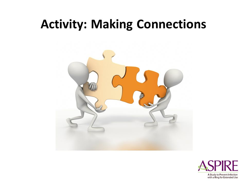 Activity: Making Connections