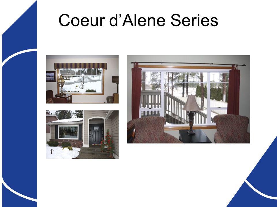Coeur dAlene Series