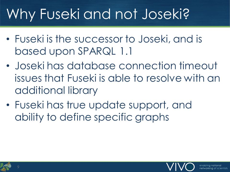 Securing Fuseki