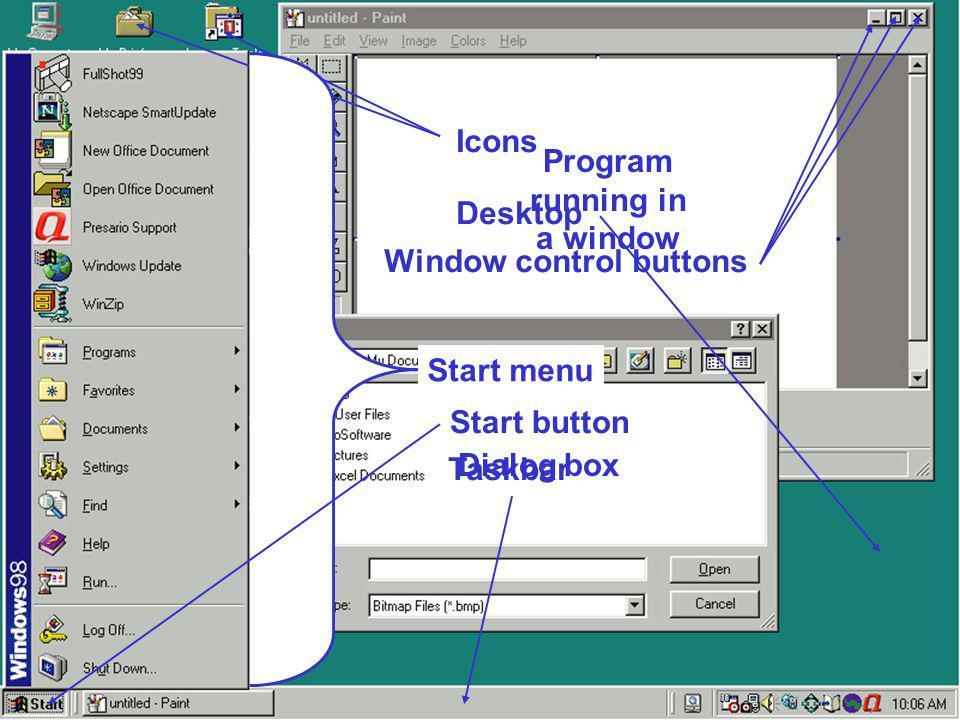 Basic Services Sharing Information Multitasking Running Programs