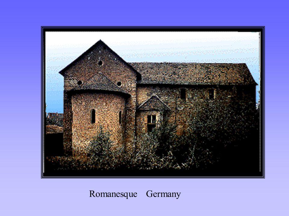 Romanesque Germany