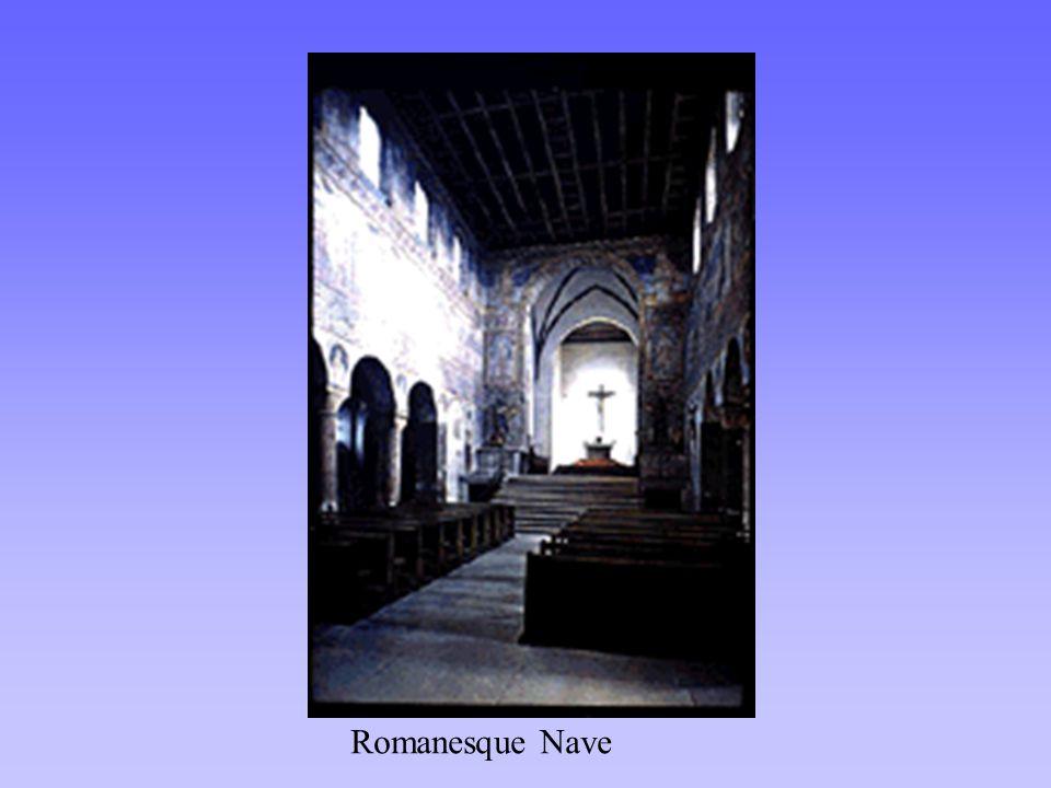 Romanesque Nave