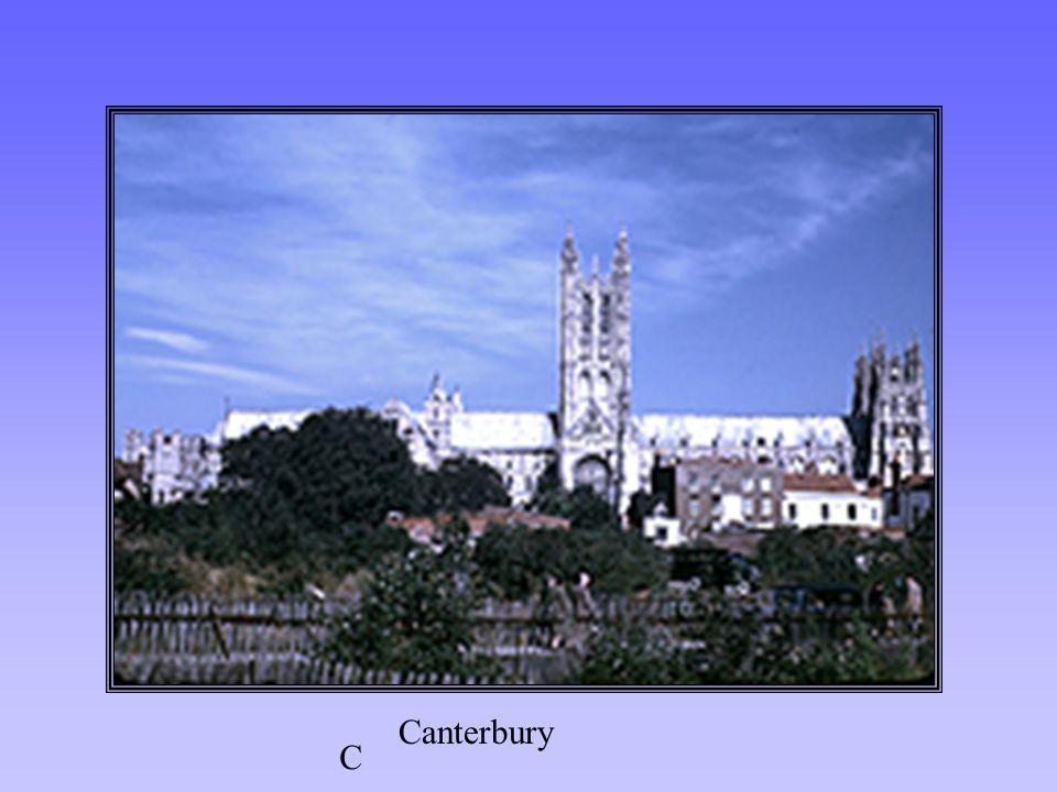 CanterburyCanterbury Canterbury