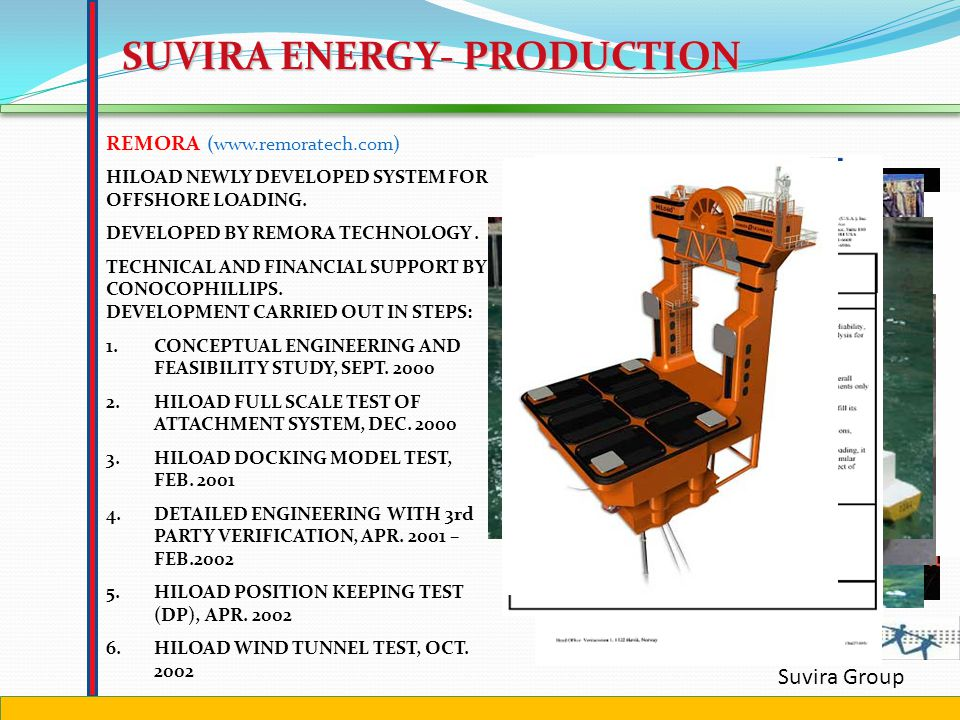 Suvira Group PARKER HANNIFIN CORP.