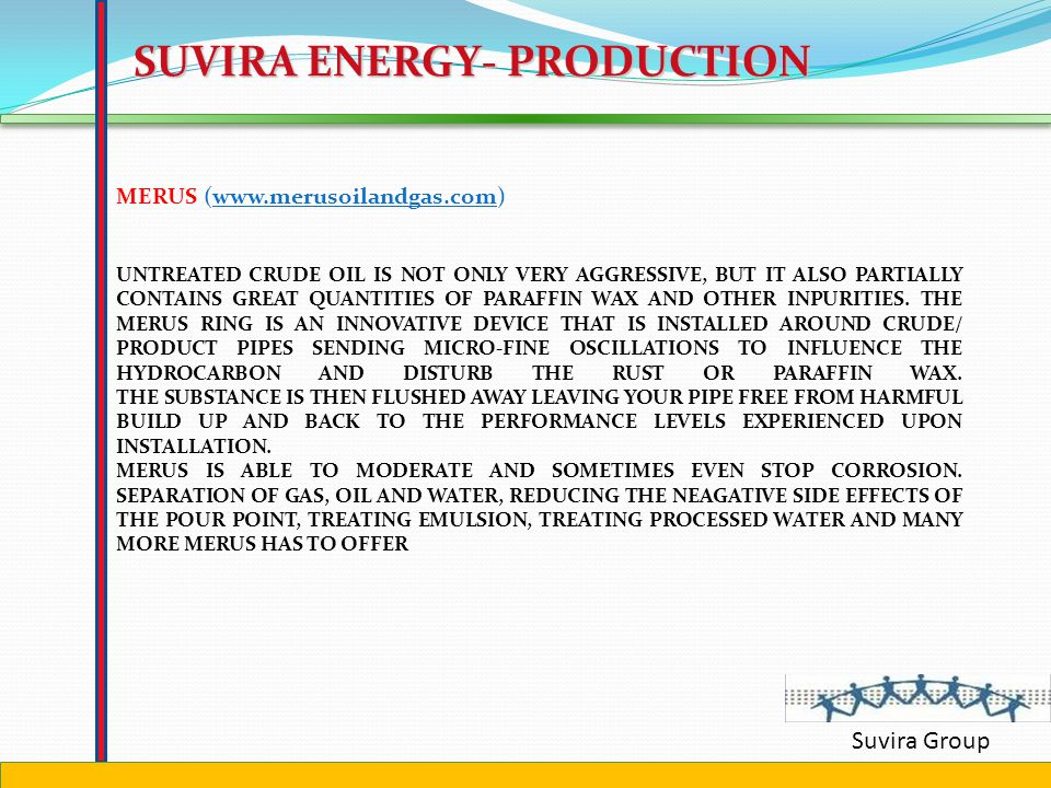Suvira Group REMORA (www.remoratech.com) DEVELOPMENT CARRIED OUT IN STEPS: 1.CONCEPTUAL ENGINEERING AND FEASIBILITY STUDY, SEPT. 2000 2.HILOAD FULL SC
