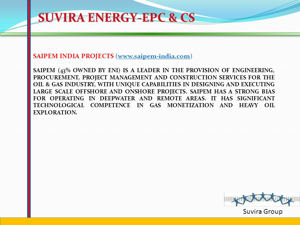 Suvira Group SUVIRA ENERGY- PRODUCTION MERUS (www.merusoilandgas.com) UNTREATED CRUDE OIL IS NOT ONLY VERY AGGRESSIVE, BUT IT ALSO PARTIALLY CONTAINS