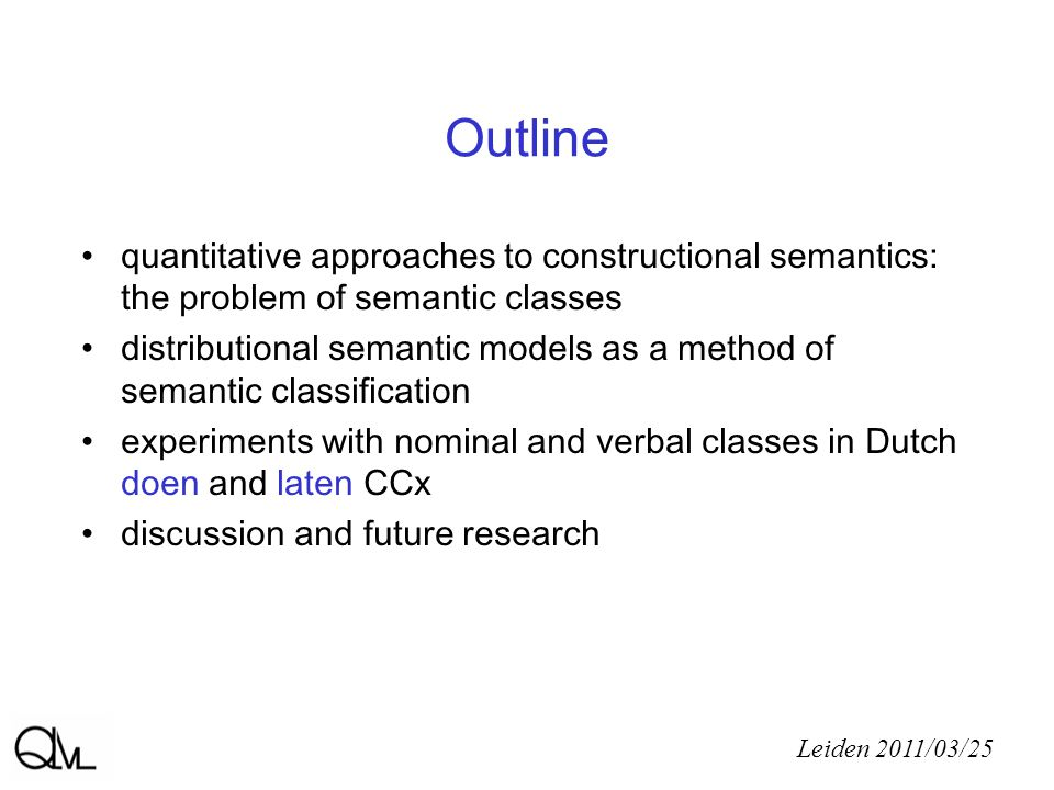 The best models for 3 Slots Leiden 2011/03/25 Causers give more data reduction than verbs!