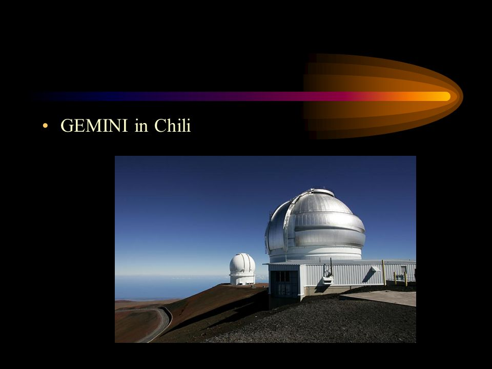 GEMINI in Chili