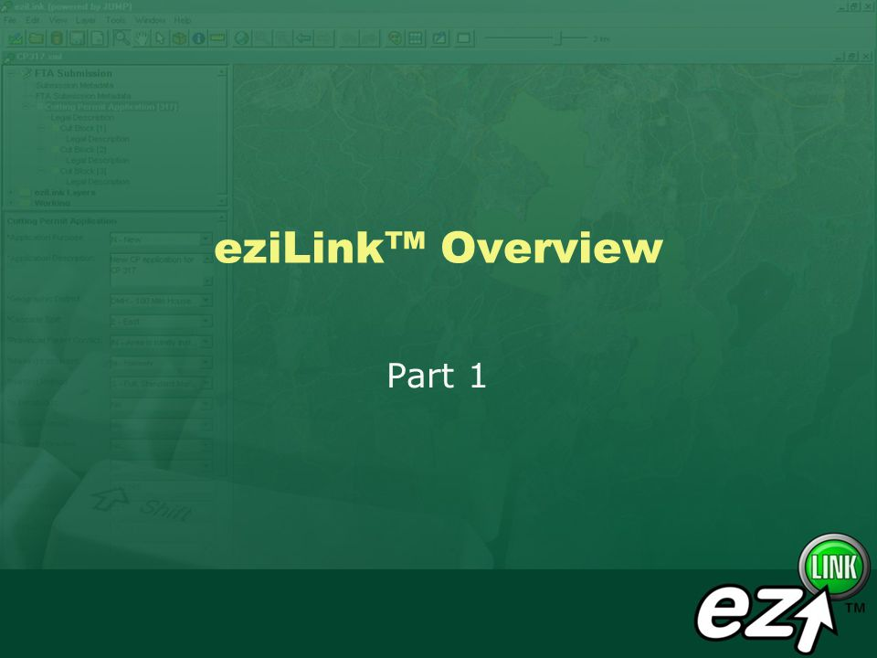 eziLink Overview Part 1