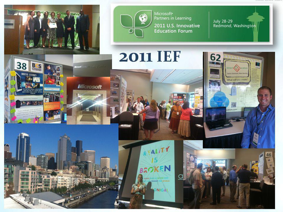 2011 IEF