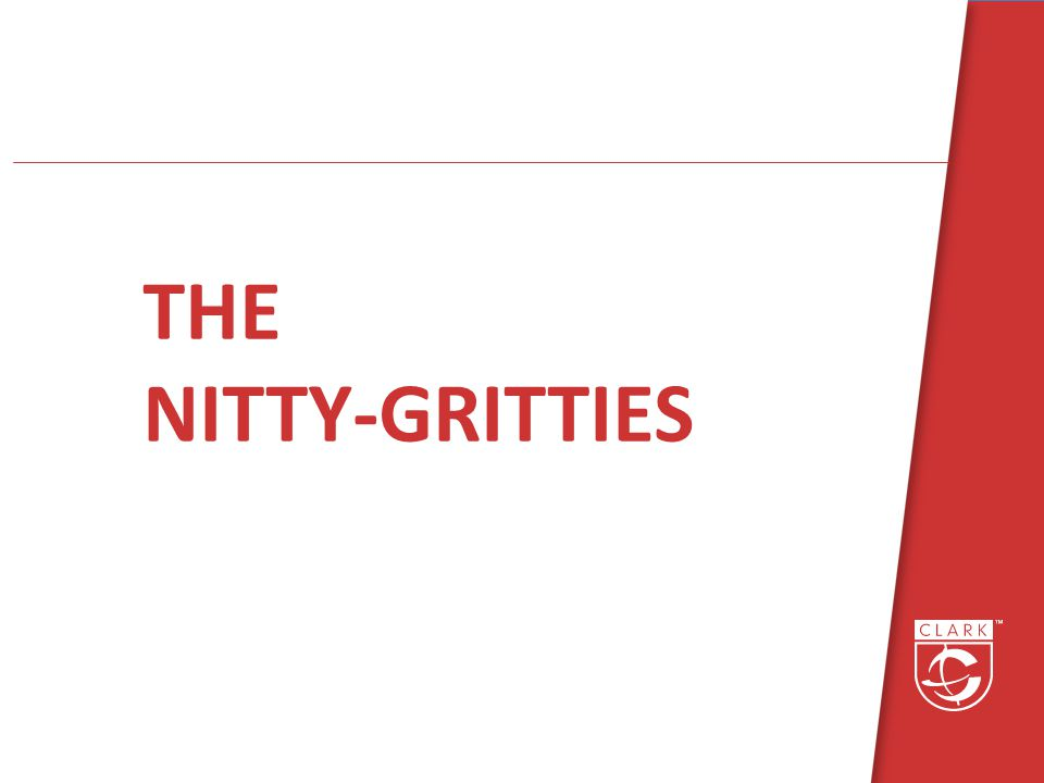 THE NITTY-GRITTIES