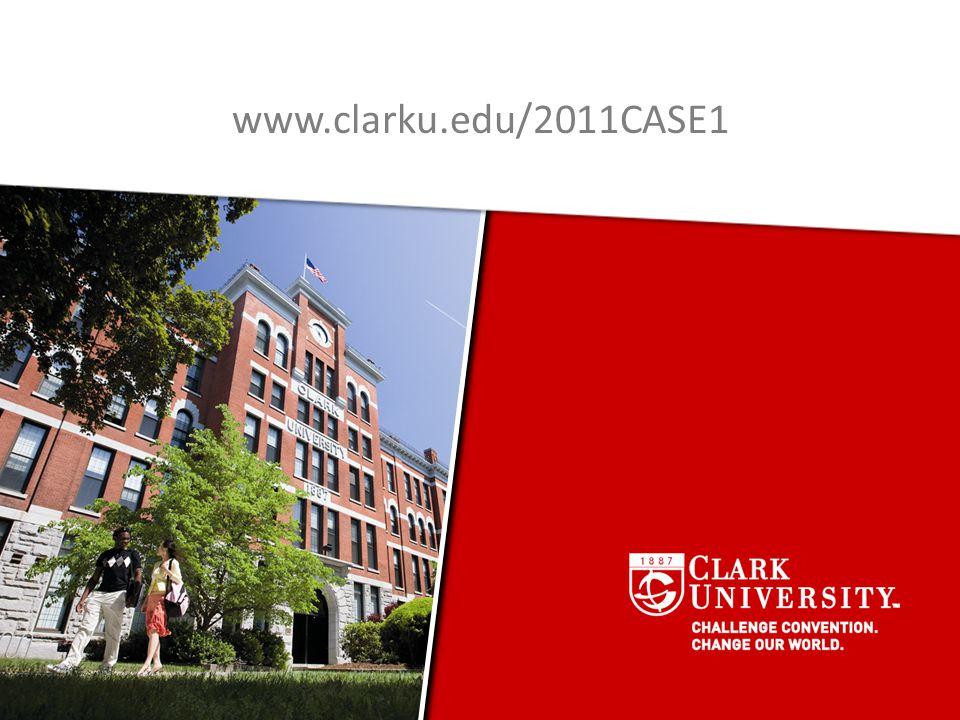 www.clarku.edu/2011CASE1