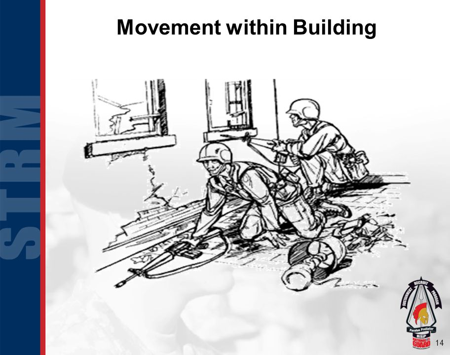 14 Movement within Building