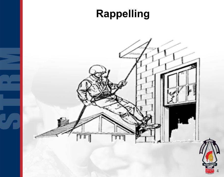 4 Rappelling