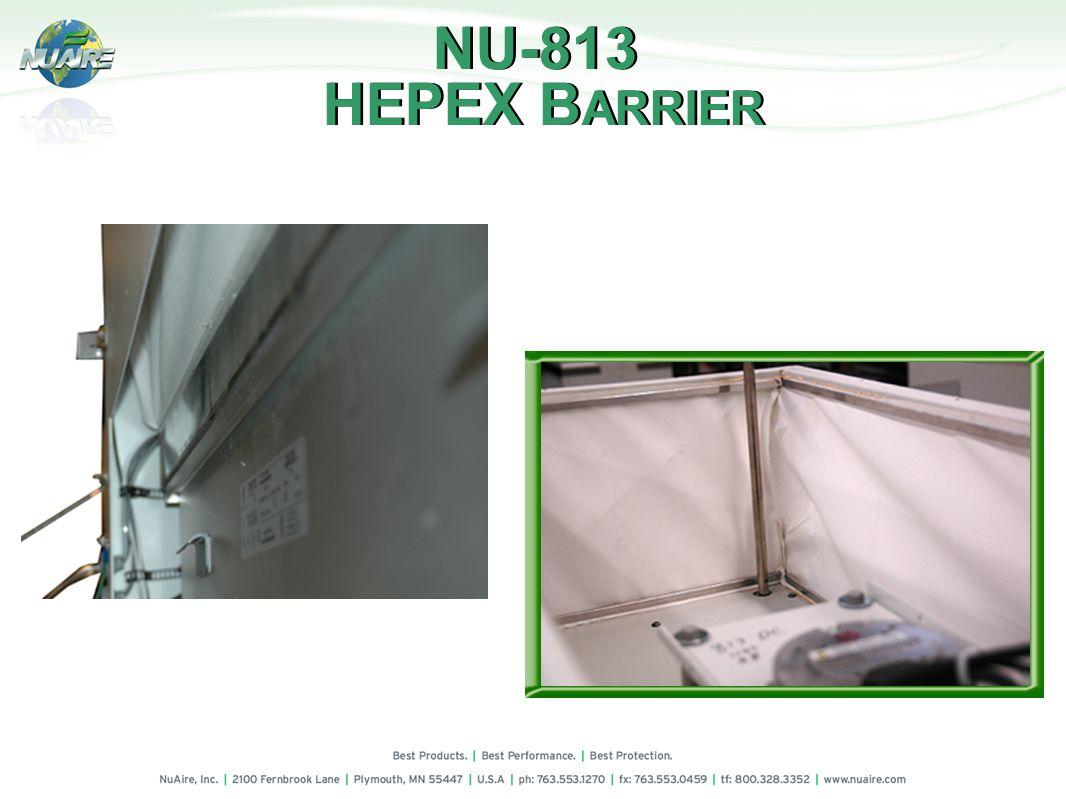HEPEX B ARRIER NU-813 HEPEX B ARRIER