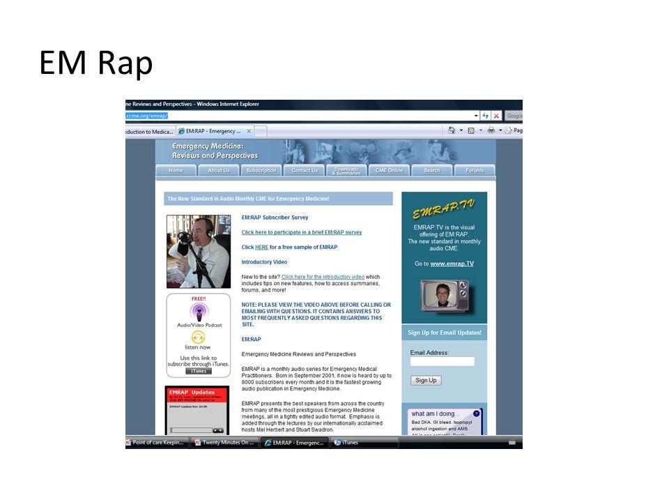 EM Rap