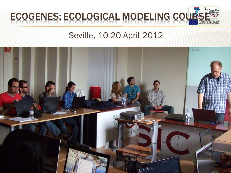Seville, 10-20 April 2012