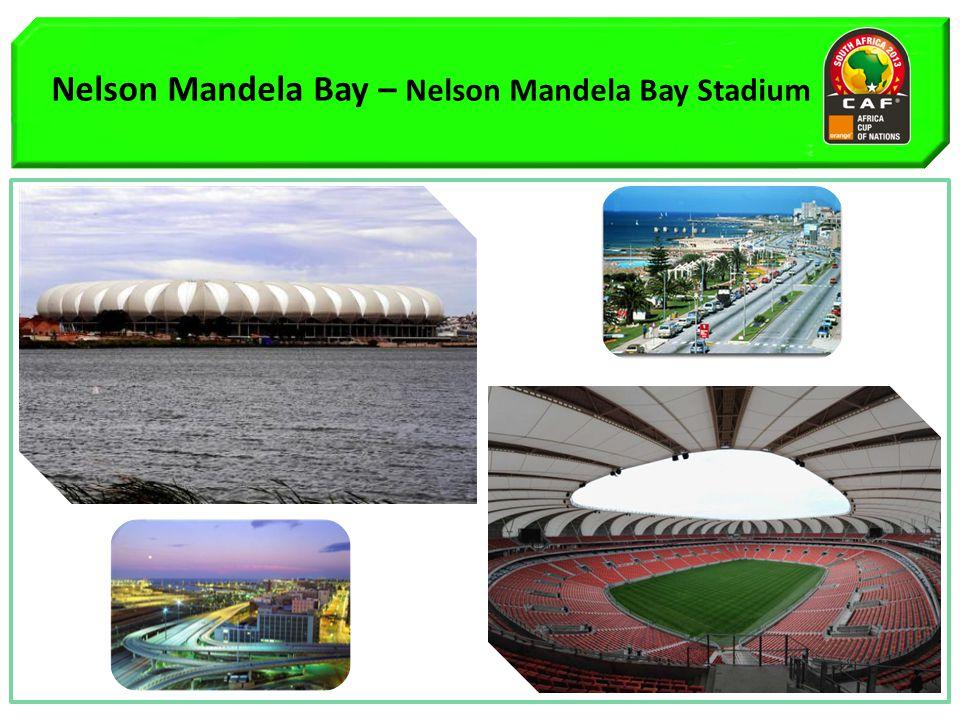 Nelson Mandela Bay – Nelson Mandela Bay Stadium