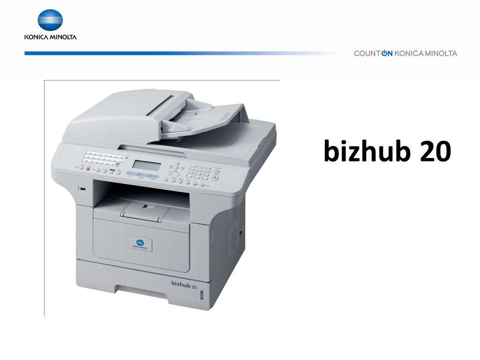 bizhub 20