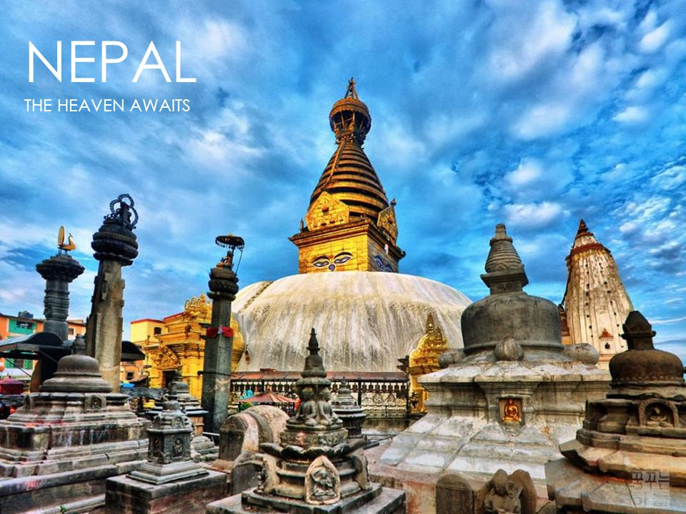 Nepal boasts some of the best whitewaters in the world, thanks to its mountainous steep terrain.