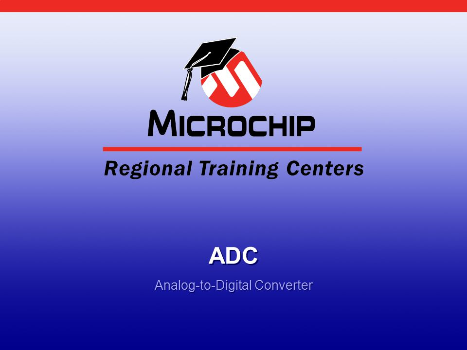 ADC Analog-to-Digital Converter